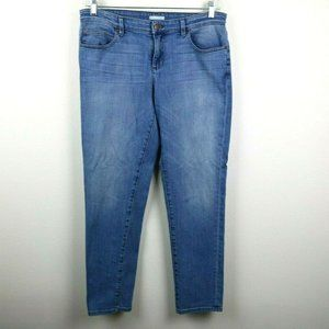 Eileen Fisher Light Wash Jeans